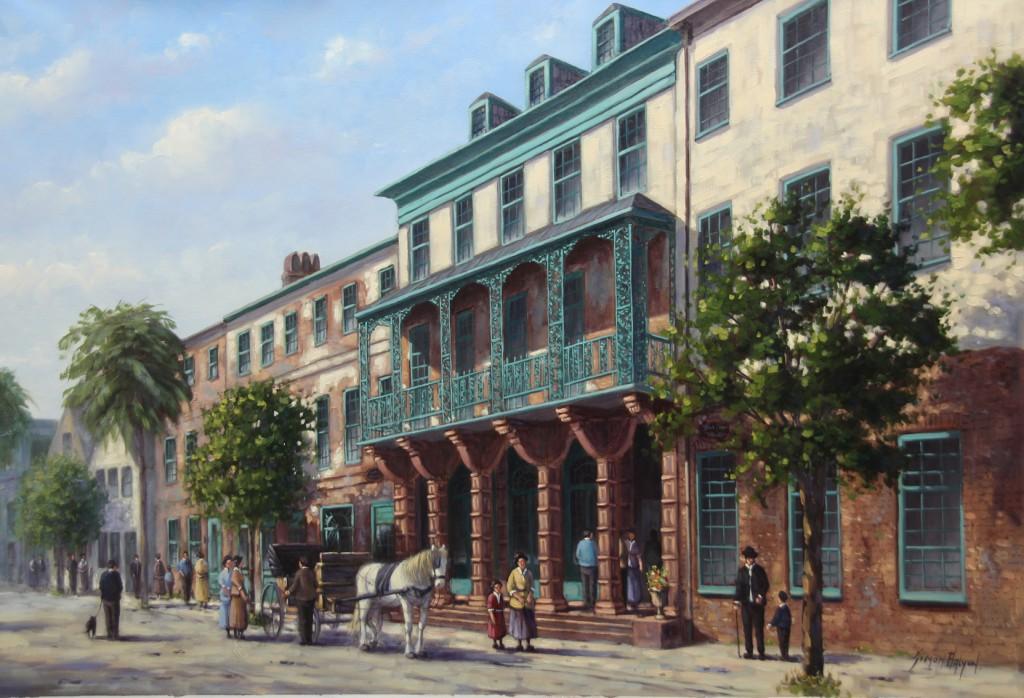 Dockstreet Theater Charleston